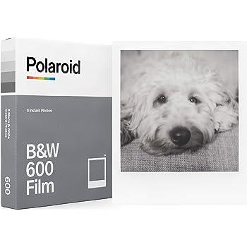 B//N pellicola istantanea per l/'utilizzo con le fotocamere 600 Polaroid Originali Nero e Bianco