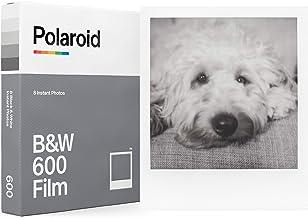 Polaroid Black & White Film for 600 (8 Photos) (6003)