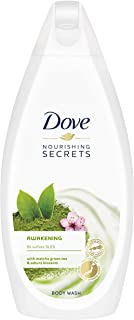 Dove Nourishing Secrets Awakening Ritual Bodywash Shower Gel With Matcha Green Tea And Sakura Blossom, 500 ml