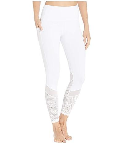 Lorna Jane Speedster Booty A/B Leggings (White) Women
