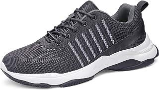 UUBARIS Men's Trail Running Shoes Lightweight Trainer Tennis Shoes