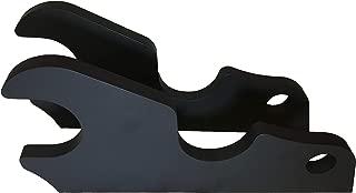Kubota Excavator Quick Attach Bucket Ears Attachment U35 by Pocono Metal Craft