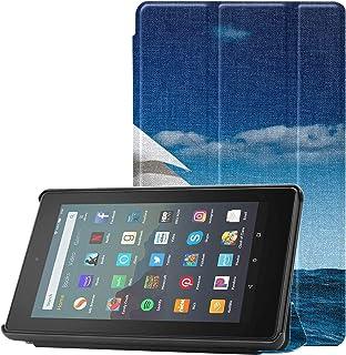 Pokrowiec na tablet Fire pokrowiec na żaglówkę pokrowiec Fire 7 tablet 2019 do tabletu Fire 7 (9. generacji, modele z 201...