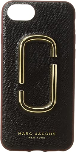 Marc Jacobs Double J Saffiano iPhone 7/ iPhone 8 Case