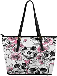 Custom PU Leather Totes Top Handle Casual Shoulder Bags