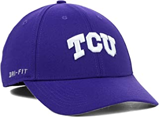 TCU Horned Frogs Legacy 91 Conference Swoosh Performance Flex Hat - Purple