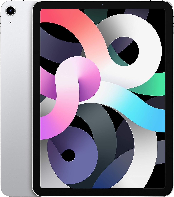 2020 Apple iPad Air (10.9インチ, Wi-Fi, 256GB) - シルバー (第4世代)