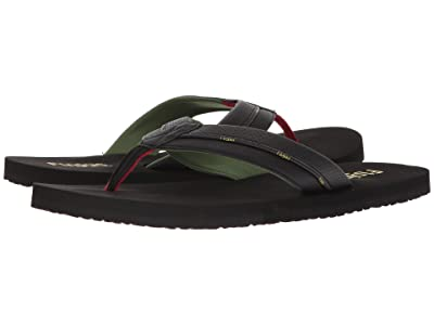 Flojos Kona (Black) Men