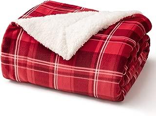 Best red tartan fleece throw Reviews