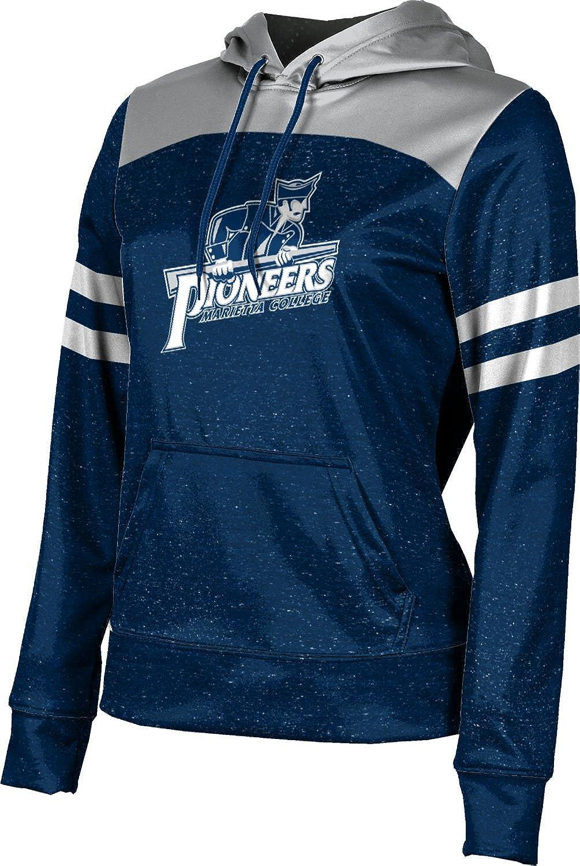 ProSphere Marietta College Girls' Pullover Hoodie, School Spirit Sweatshirt (Gameday)