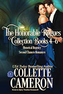 The Honorable Rogues(R) Books 4-6