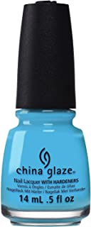 China Glaze Electric Nights Lacquer, UV Meant To Be, 0.5 Fluid Ounce