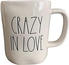 "New Rae Dunn By Magenta""Crazy In Love"" Coffee Mug"