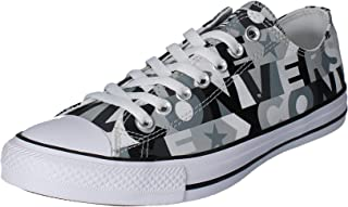 Converse - Ctas Ox 168714C - Black White