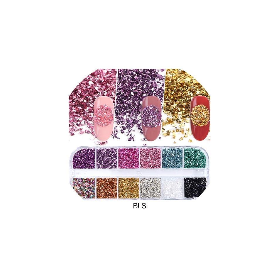 Nail rhinestones Irregular Stones Flakes Nail Art Rhinestones Glitter Sequins Studs Beads Nail Crystals Diamonds Decorations,BLS