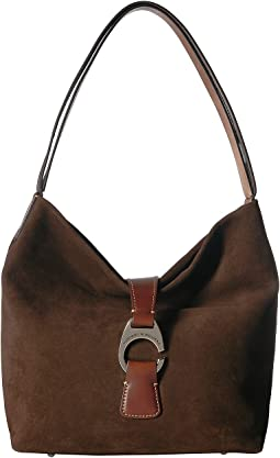 Derby Suede Hobo