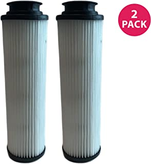 Crucial Vacuum Filter Replacement Parts Compatible with Hoover Part # 471062, 40140201, 43611042, 42611049, F923 - Fits Hoover Windtunnel Bagless HEPA Style Filter - Perfect Filters - Bulk (2 Pack)