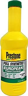 Prestone 12 Ounce AS268 Power Steering Fluid for European Vehicles-12 oz