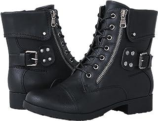 Globalwin Women's Strap in Fashion Boots