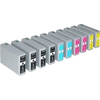 Epson Workforce Pro Wf 4630 Dwf 79xl C 13 T 79024010 Original Tintenpatrone Cyan 2 000 Seiten 17 1ml Bürobedarf Schreibwaren