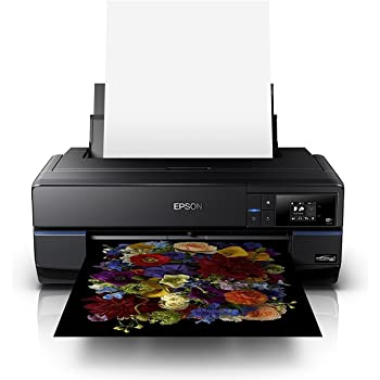"Epson SureColor P800 17"" Inkjet Color Printer,Black"