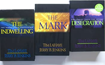 Tim Lahaye Jerry B. Jenkins 3 Book Set - Left Behind Series - Desecration antichrist takes the throne vol 9, The Mark the ...