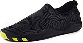 IceUnicorn Zwemschoenen voor dames en heren, sneldrogend, uniseks, strandschoenen, aquaschoenen, zwemschoenen, surfschoene...