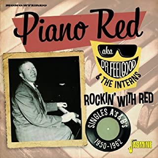 ROCKIN' WITH RED ? SINGLES As & Bs 1950-1962