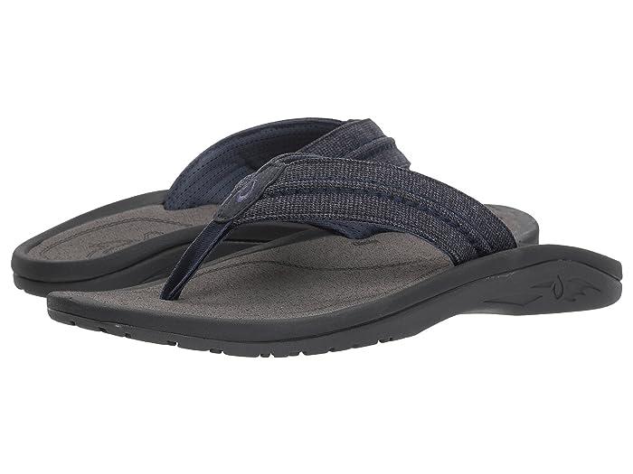 Hokua Mesh  Shoes (Night/Dark Shadow) Men's Sandals