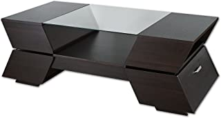 HOMES: Inside + Out Annika Coffee Table, Espresso
