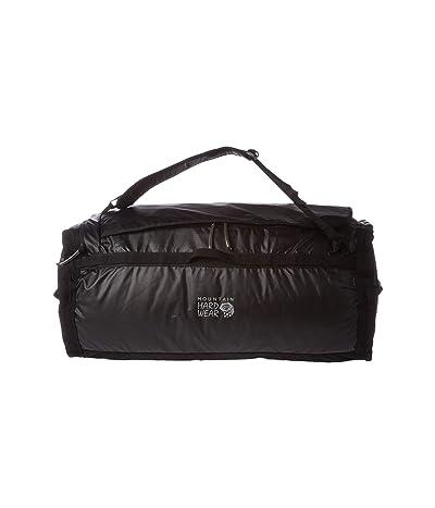 Mountain Hardwear 135 L Camp 4 Duffel (Black) Duffel Bags