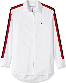 Tommy Hilfiger Womens WW0WW26060 Shirt