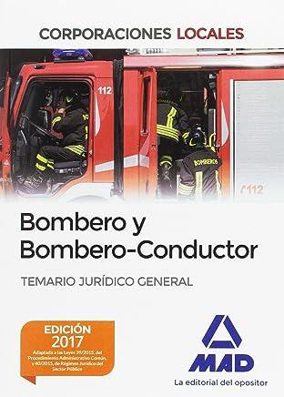 Amazon.es: temario oposiciones bomberos