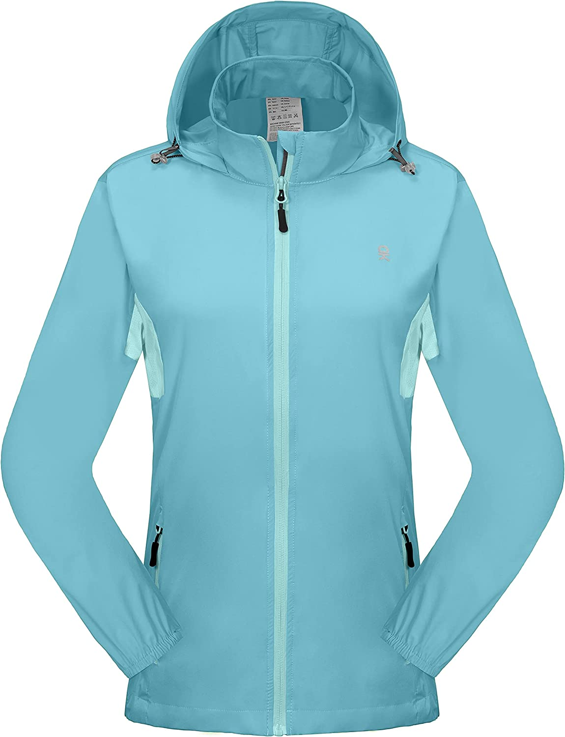 Little Donkey Andy Women's UPF Sun Protection Jacket High order 50 Running Super special price