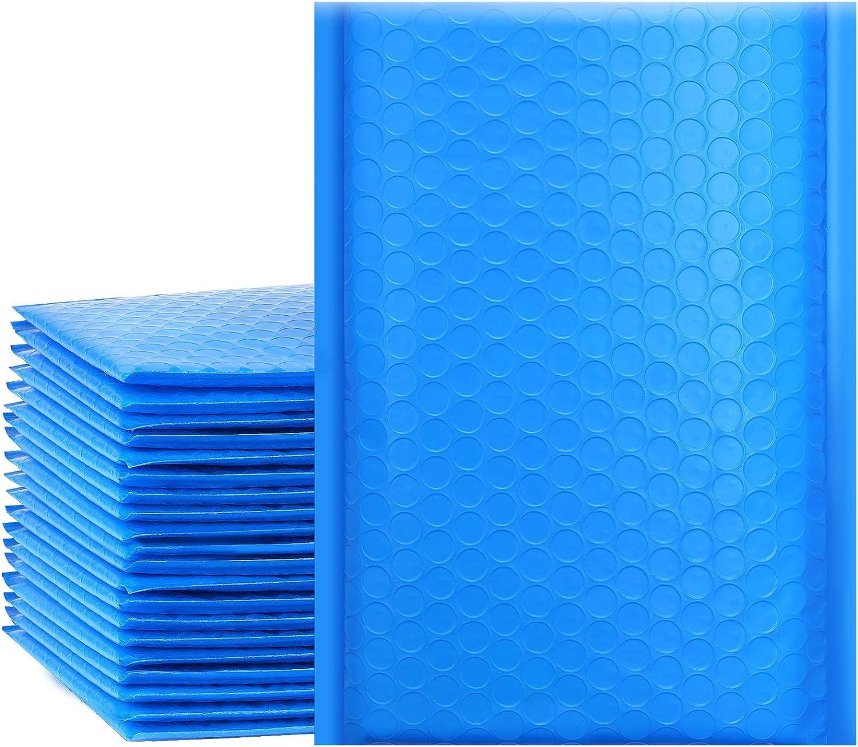 Sobres Burbujas Plastico Azul X50 (15 x 25 cm)