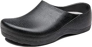 Great Nursing Shoes Chef Shoes Clock Work Slip Resistant Work Clog Shoes for Adults,Women,Men