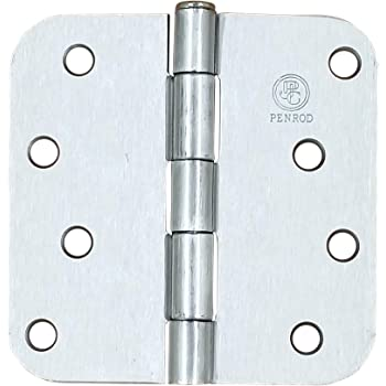 Residential Penrod Butt Hinge 3 1//2 inch with 5//8 in Plain Bearing for Doors