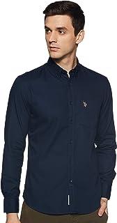 US Polo Association Men's Regular fit Casual Shirt