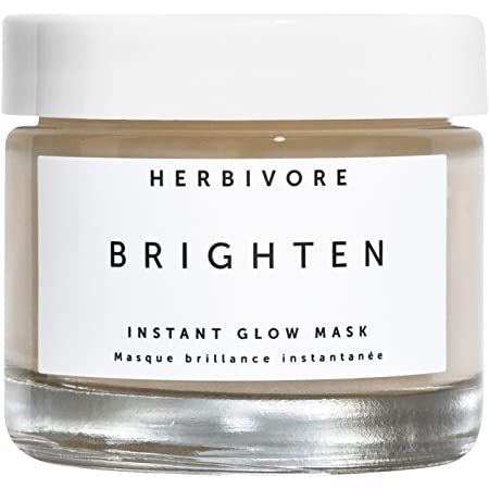 Herbivore - Natural Brighten Pineapple + Gemstone Mask   Truly Natural, Clean Beauty