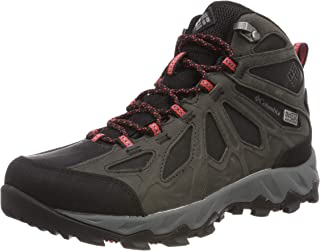 Columbia Lincoln Pass Mid LTR Outdry, Botas de Senderismo Mujer