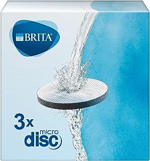 BRITA Pack de 3 filtres MicroDisc