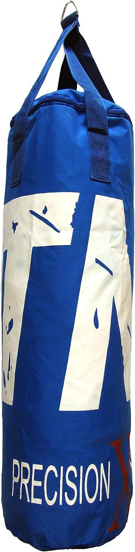 Boxing Punch Kick Bag 0.9m TNT - blueeE (sold Un-filled) TNT PrecisionXFormula Boxing Punch Bag