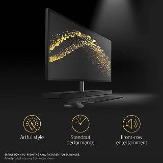 HP Envy 27 Touch Desktop 2TB SSD 32GB RAM UHD 4K (Intel Core i7-8700T Processor Turbo 4.00GHz, 32 GB RAM, 2 TB SSD, 27