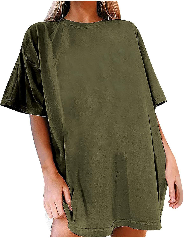 TARIENDY Skeleton Shirt for Women Back Print Blouse Summer Short Sleeve Tees Comfy Casual Personalise Tshirt