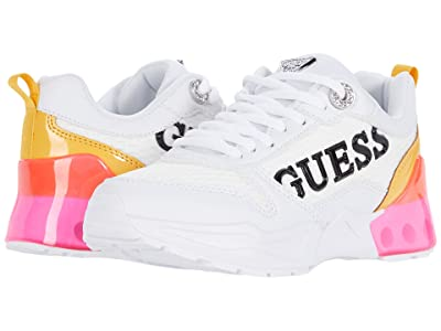 GUESS Tandey (White Multi) Women