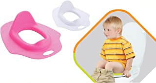 Kids Toilet Training Carry Potty Seat Ring for Girlsor Boys Fits Securely for Bathroom