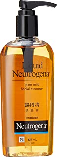 Neutrogena Liquid Facial Wash Normal To Oily, 175 ml