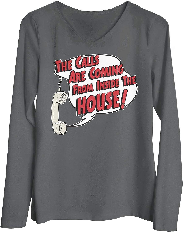 HARD EDGE DESIGN Women's from Inside The House T-Shirt