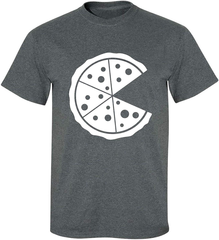 zerogravitee Pizza Adult Short Sleeve T-Shirt