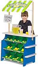 Melissa & Doug Wooden Grocery Store and Lemonade Stand